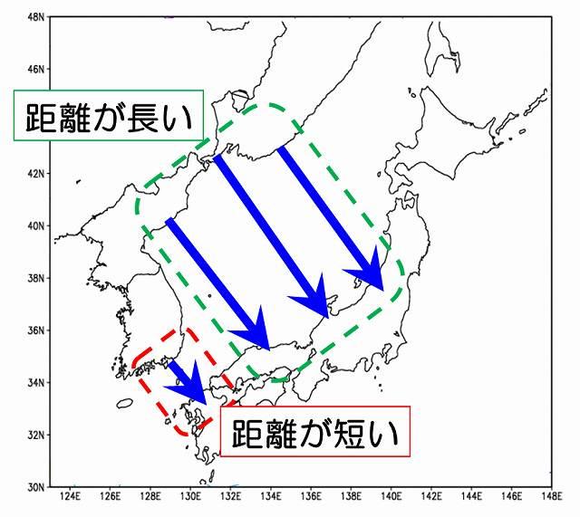 福岡管区気象台|天候解説【コラム1】